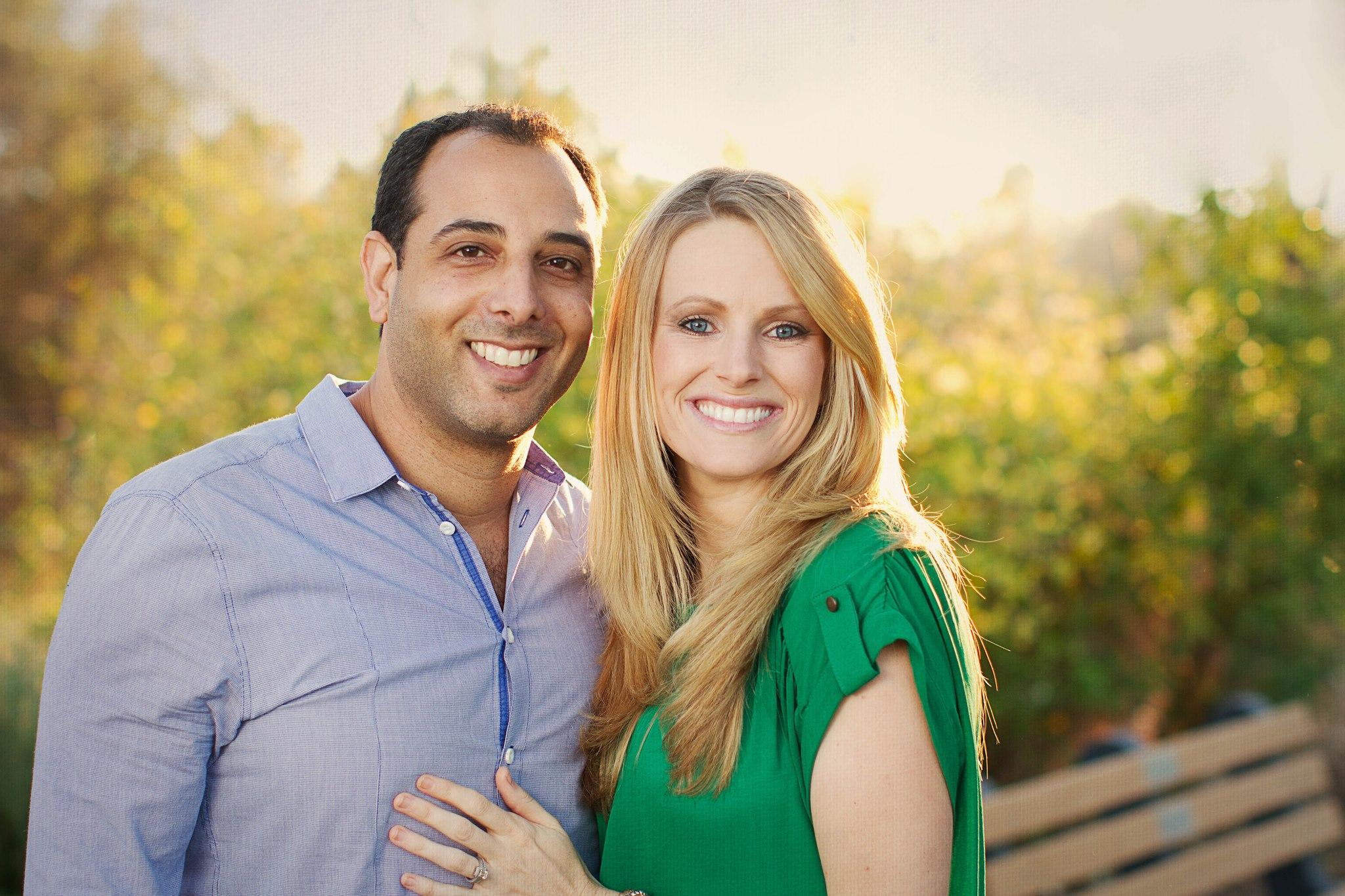Joaquin and Renee Evans