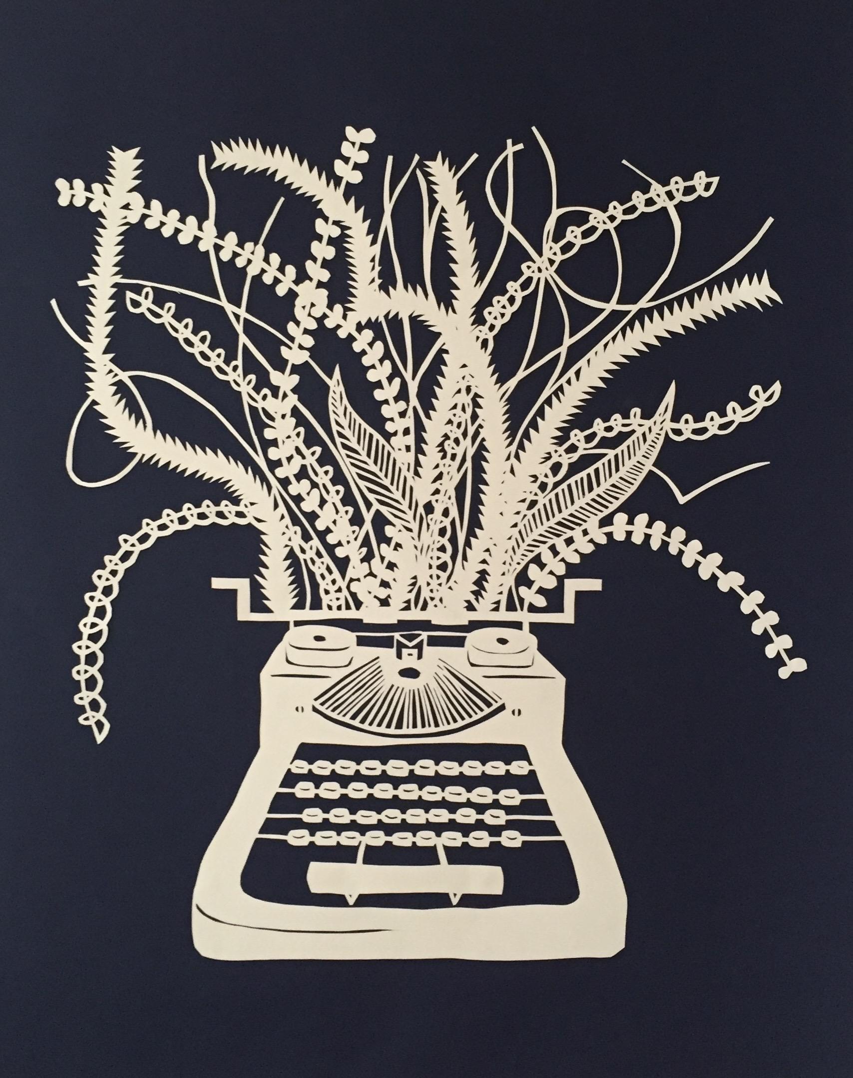 Papercut by Kady MacFarlane.