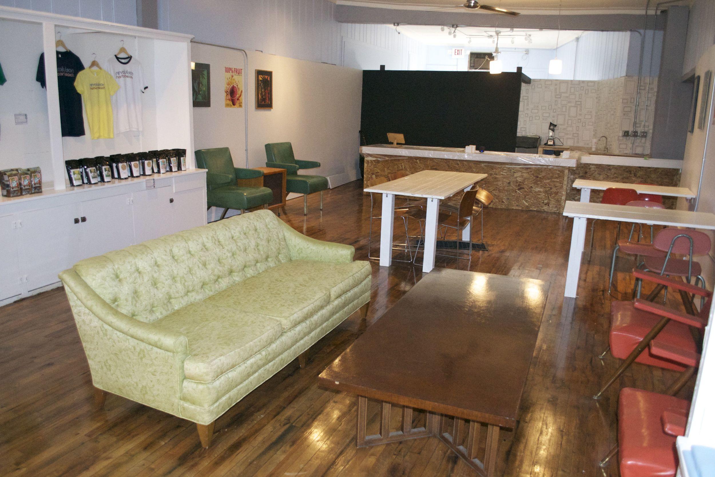 cafe main room (after)