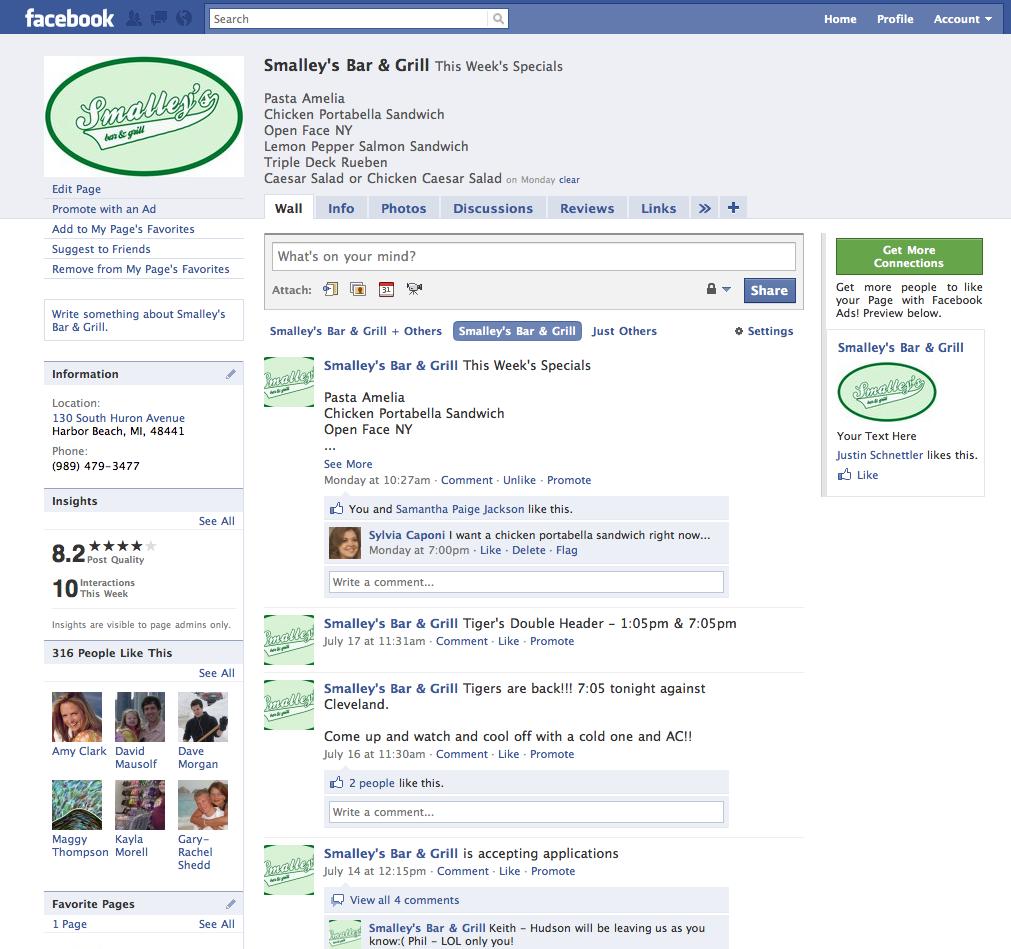 Smalley's Facebook Screenshot.png