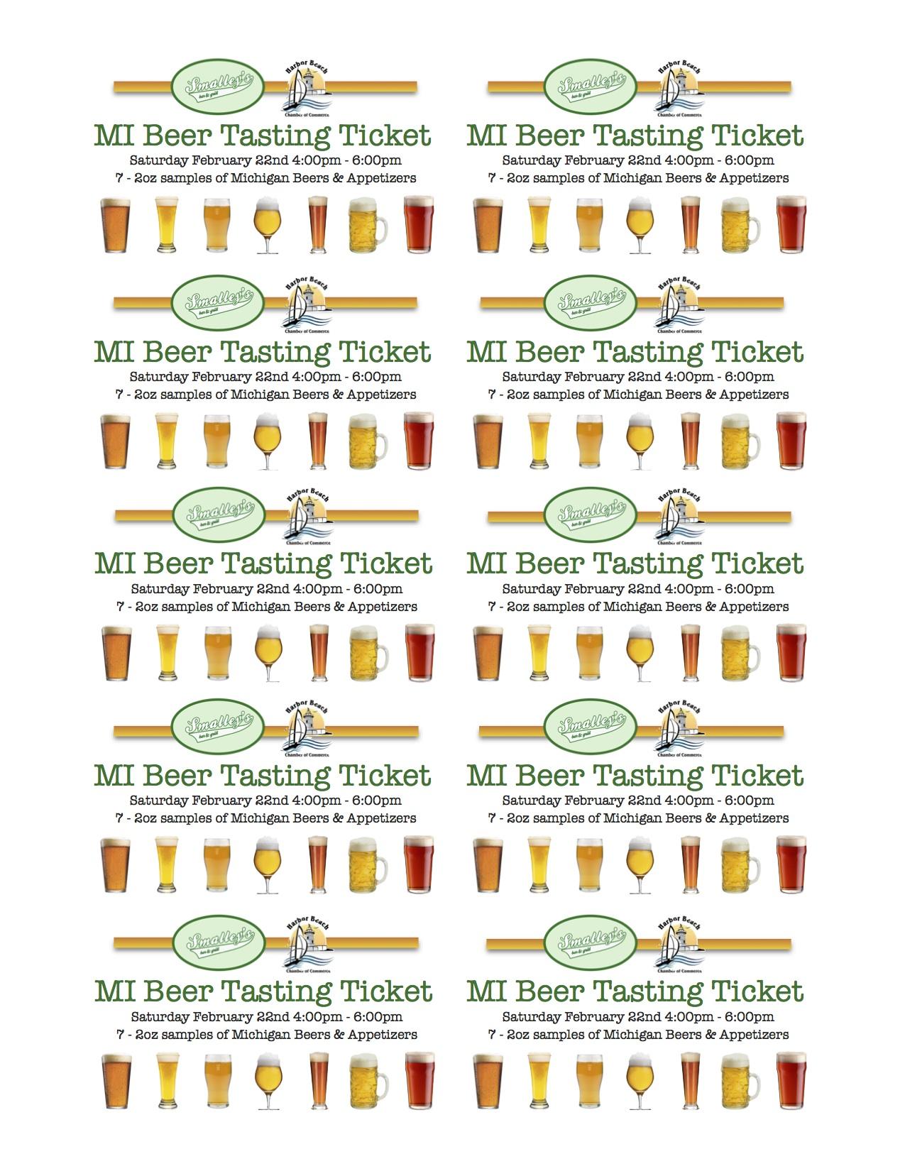 Smalleys Beer Tasting Tickets 2014.jpg