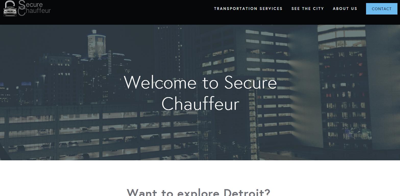 Secure Chauffeur screenshot 1.png