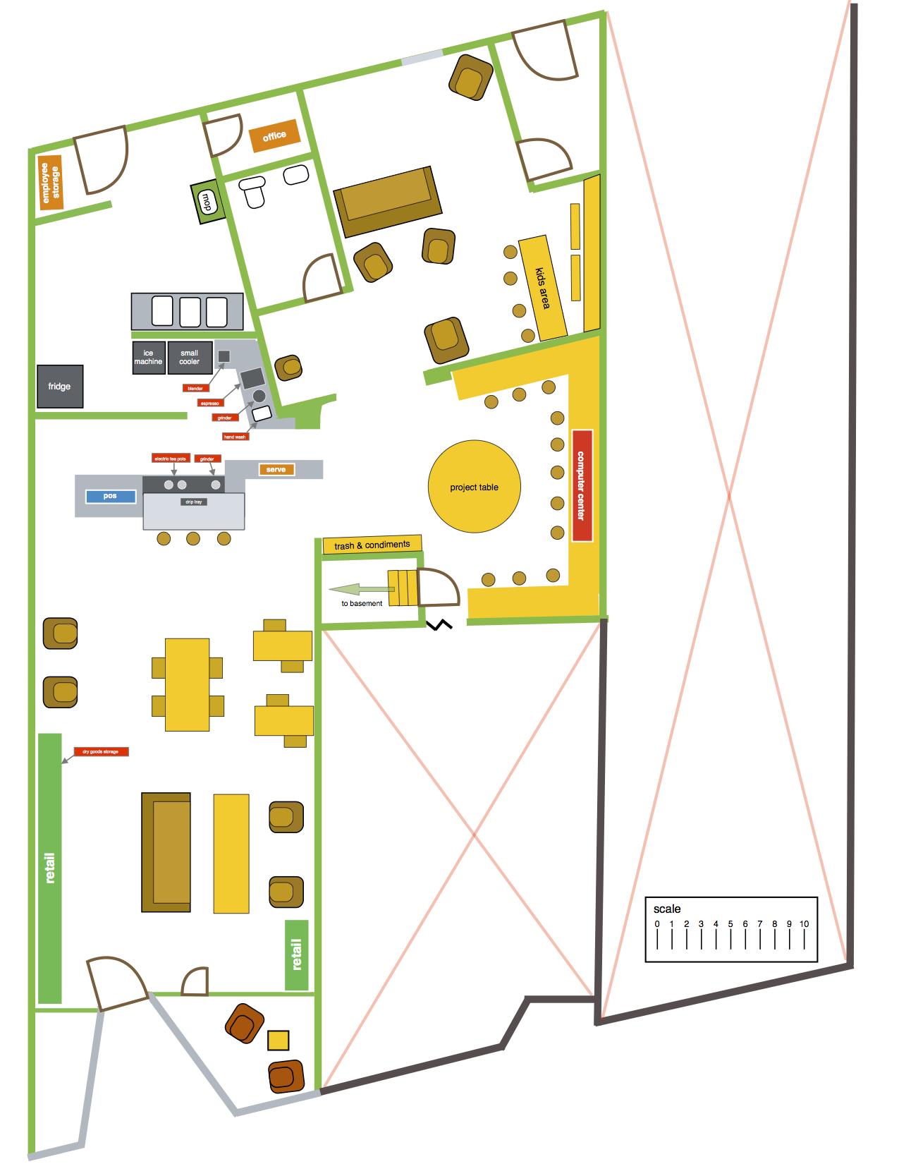 Interior Planning & Design