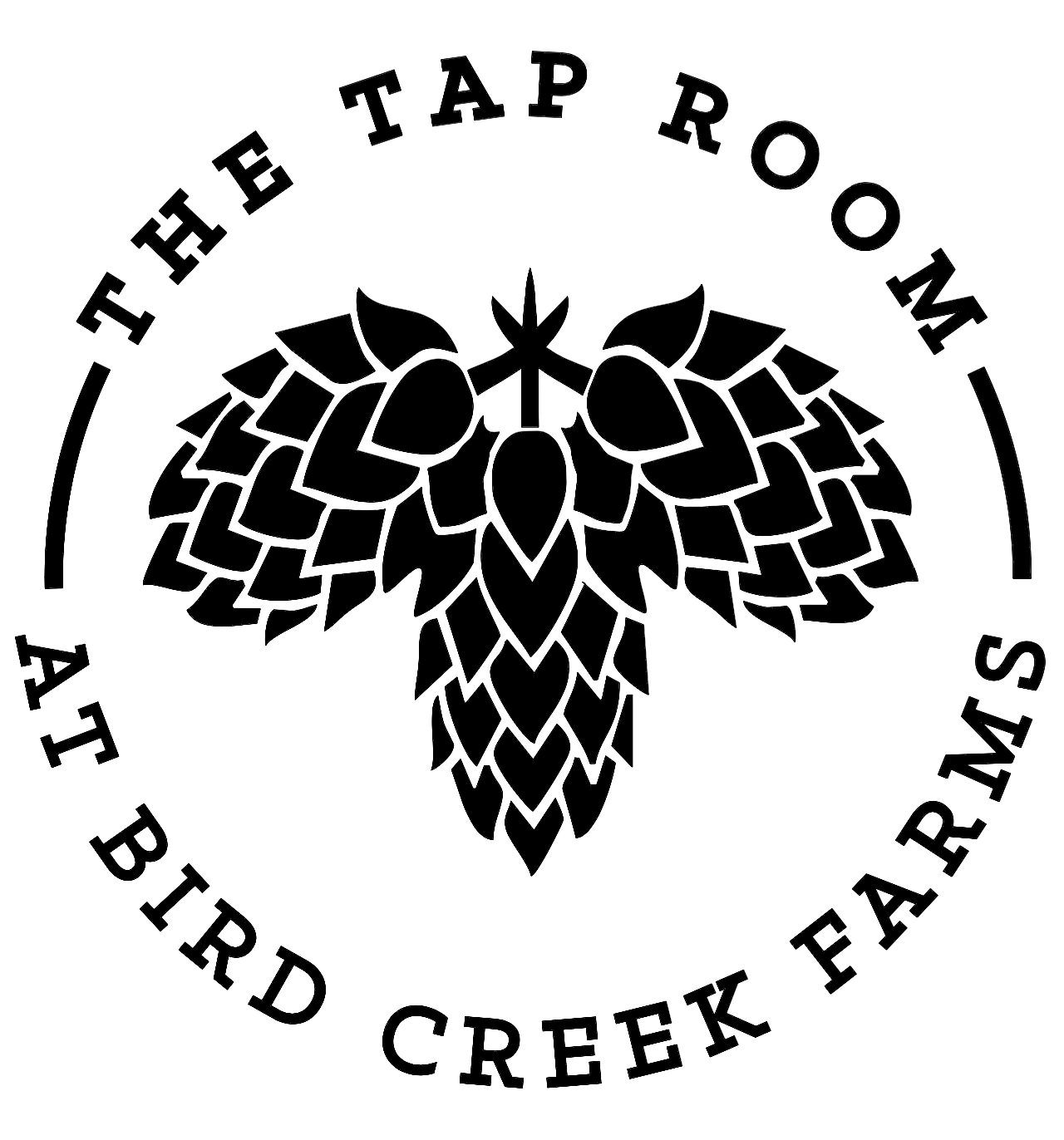 The Tap Room at Bird Creek Farms