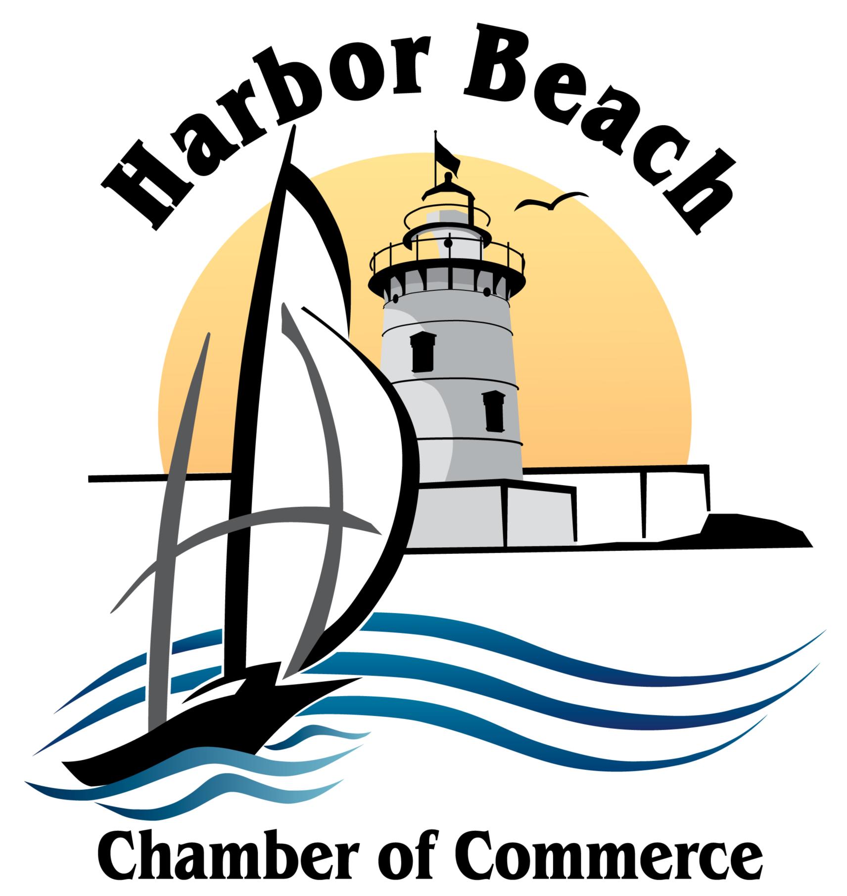 Harbor Beach Chamber of Commerce Logo