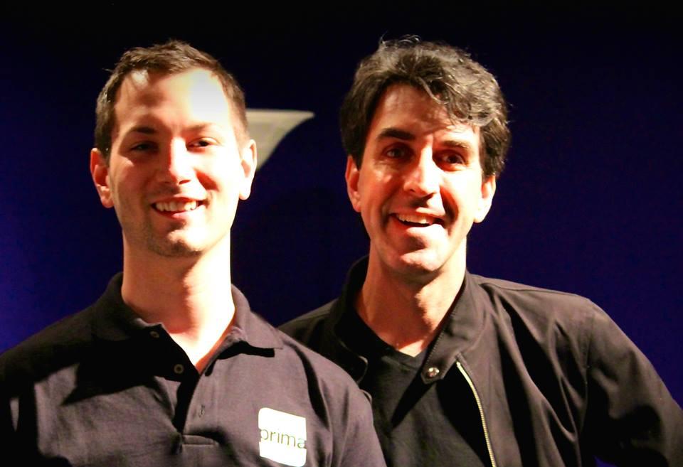 Mitch Nugent and Jason Robert Brown