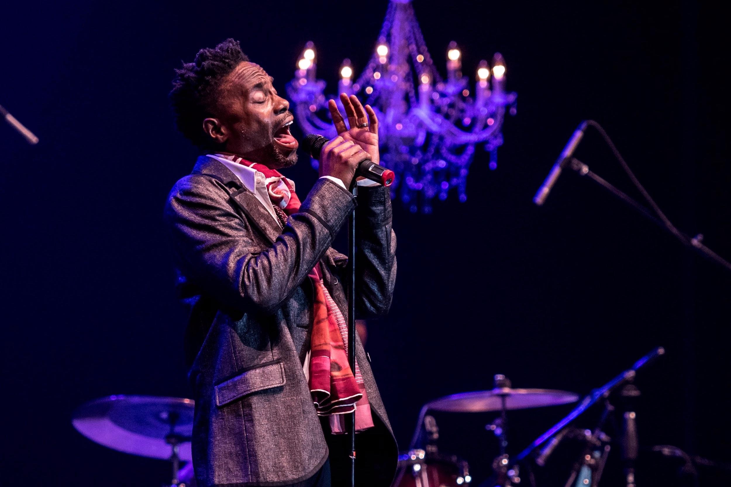 Billy Porter in Concert - 2017