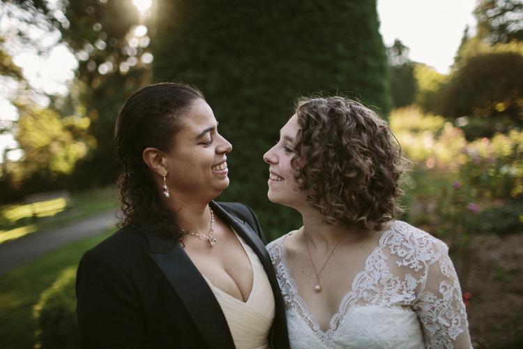 Seattle elopement, handmade wedding bands