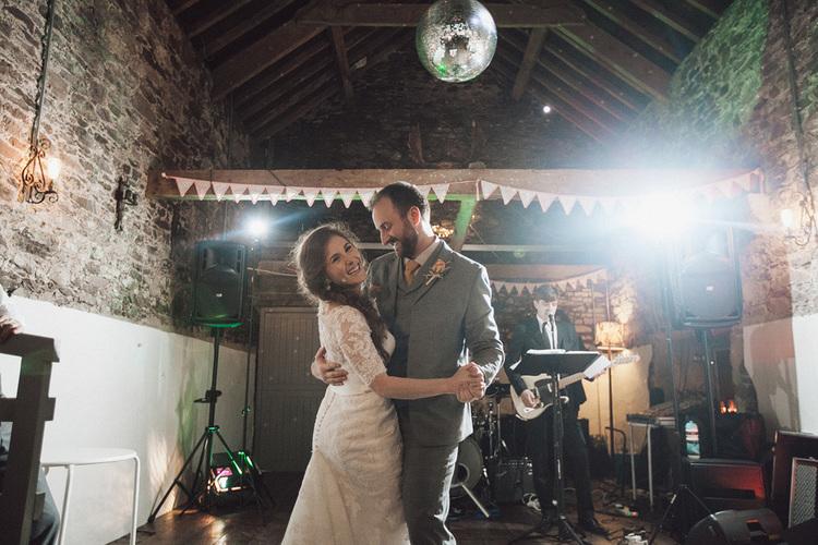 Portland Oregon Wedding, Handmade Bands