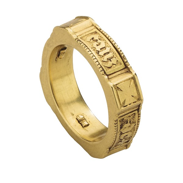 History Of The Wedding Ring With These Rings