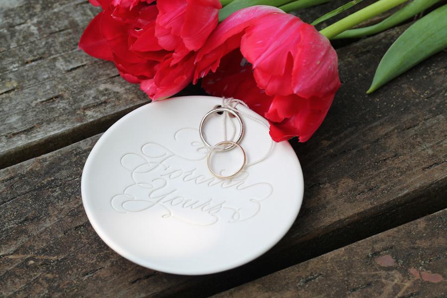 handmade wedding bands, rings, tradition