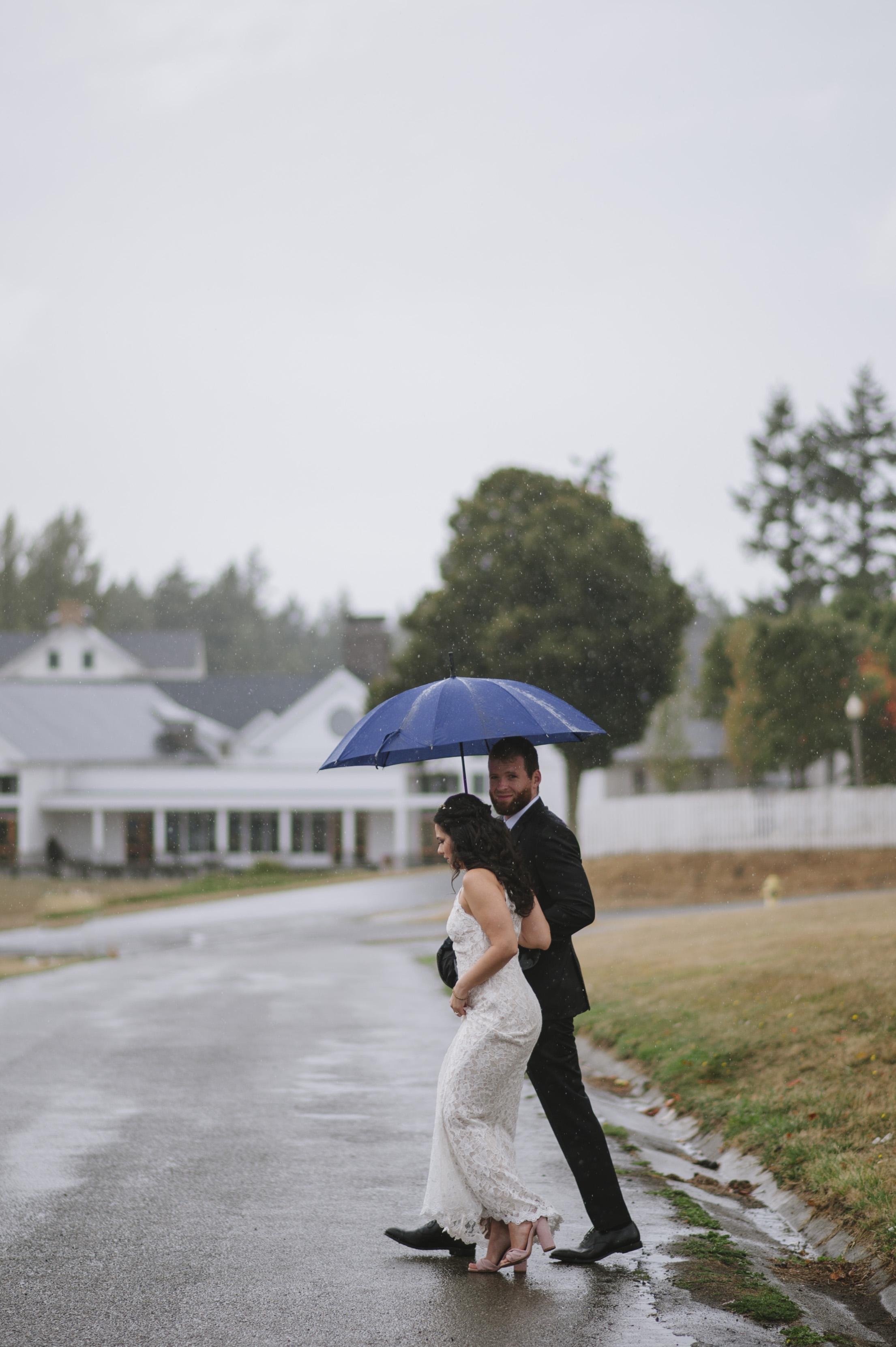Fort Worden, Port Townsend, Washington Wedding