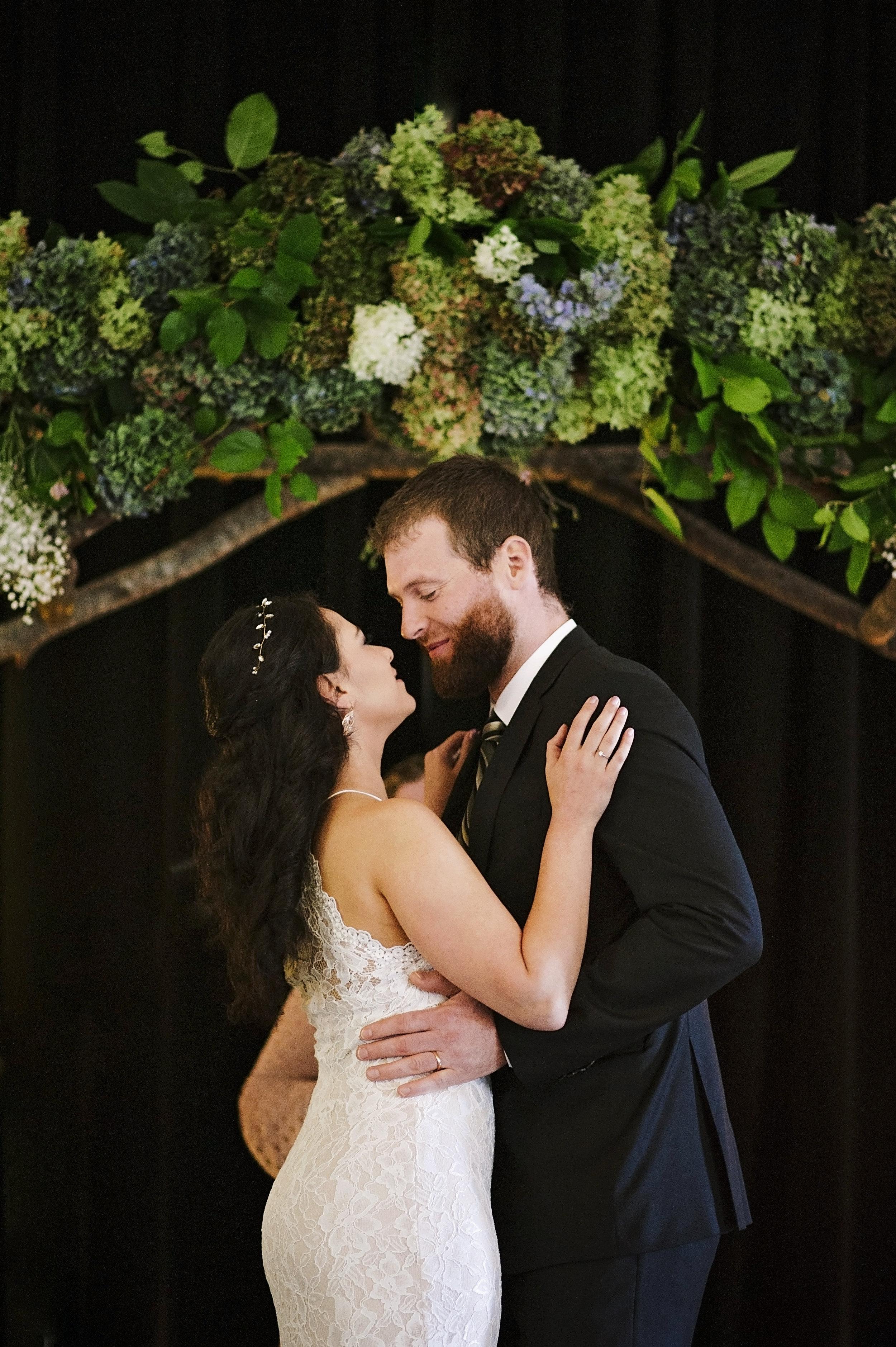 Washington State wedding, Fort Worden, Port Townsend