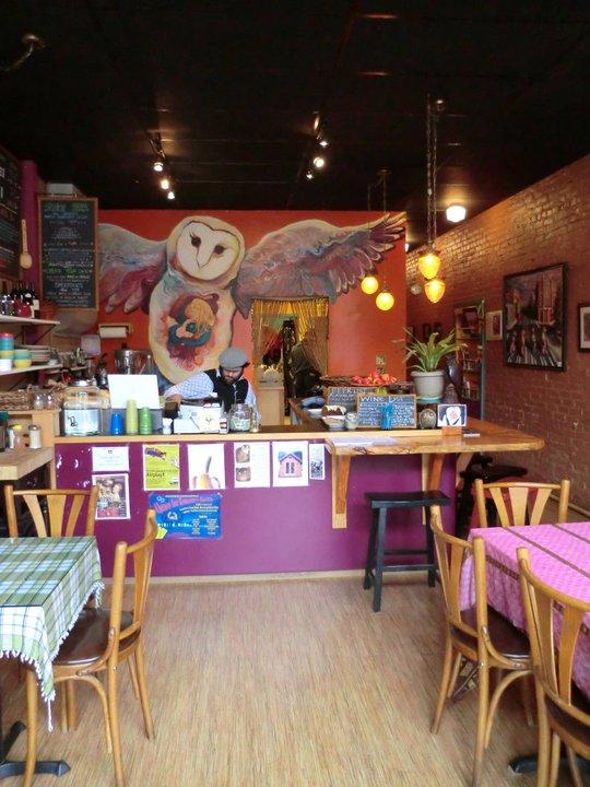 Photo c/o Owl Spirit Cafe