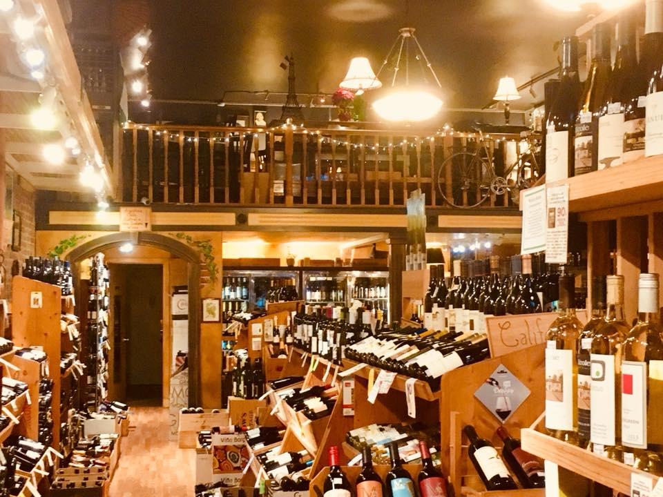 Photo c/o  The Wine Seller