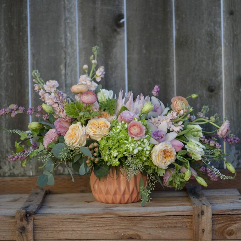 Photo c/o  Holly's Fine Flowers