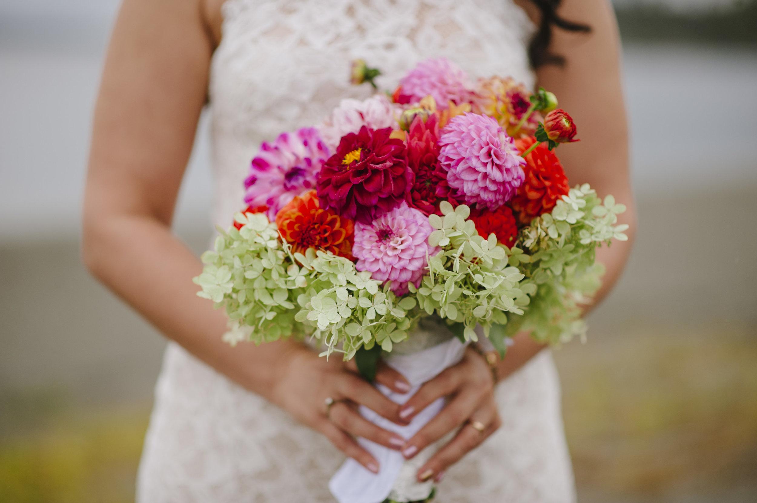 Photo Credit:  Jen Lee Light  Flowers:  Wilderbee Farm
