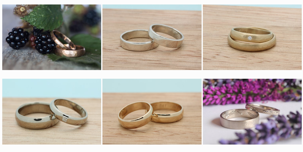 With These Rings : Make Your Own Wedding Rings