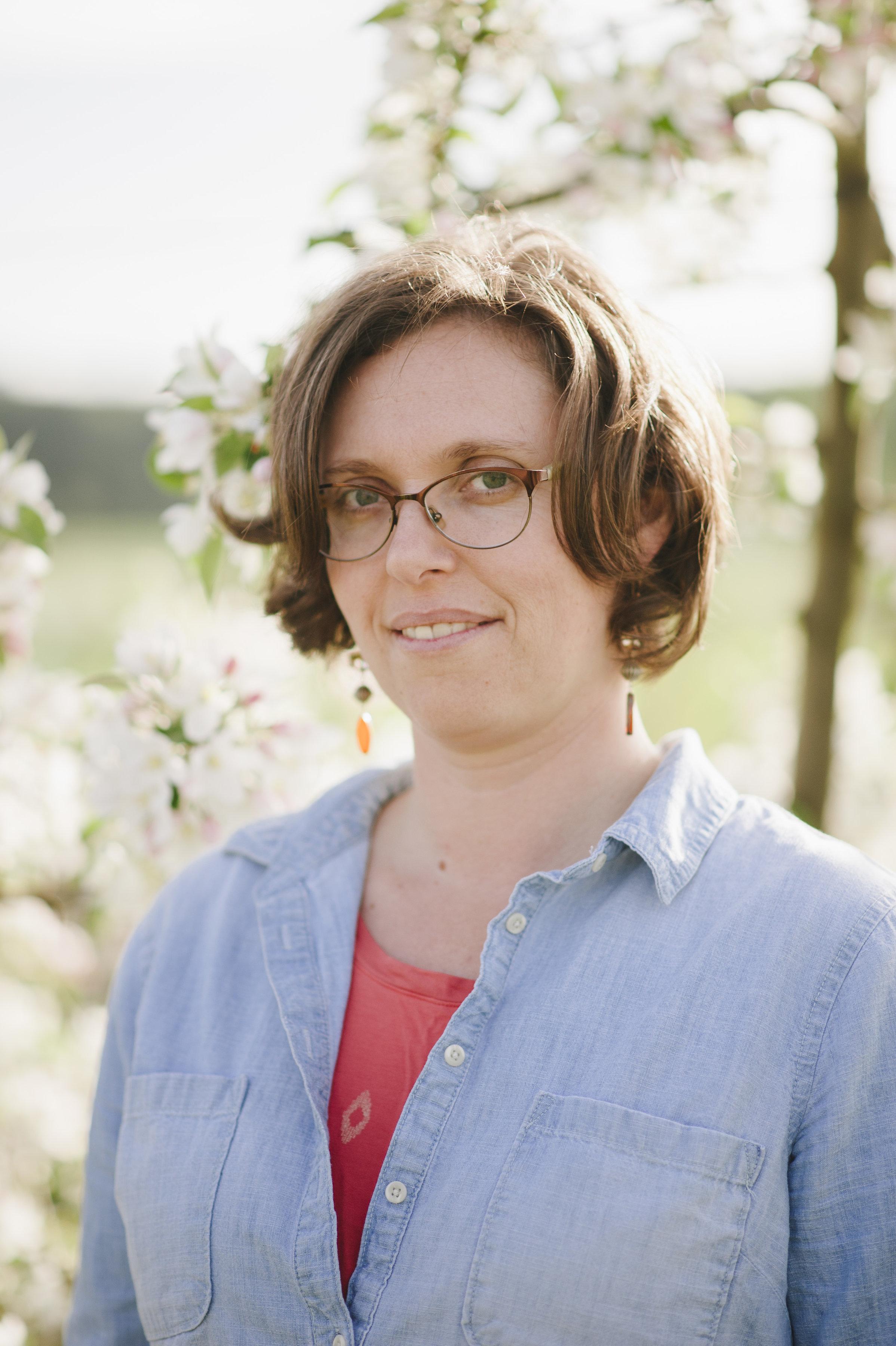 Rebekah Fessenden, Owner & Event Stylist, Seed Design Photo Credit: Jen Lee Light