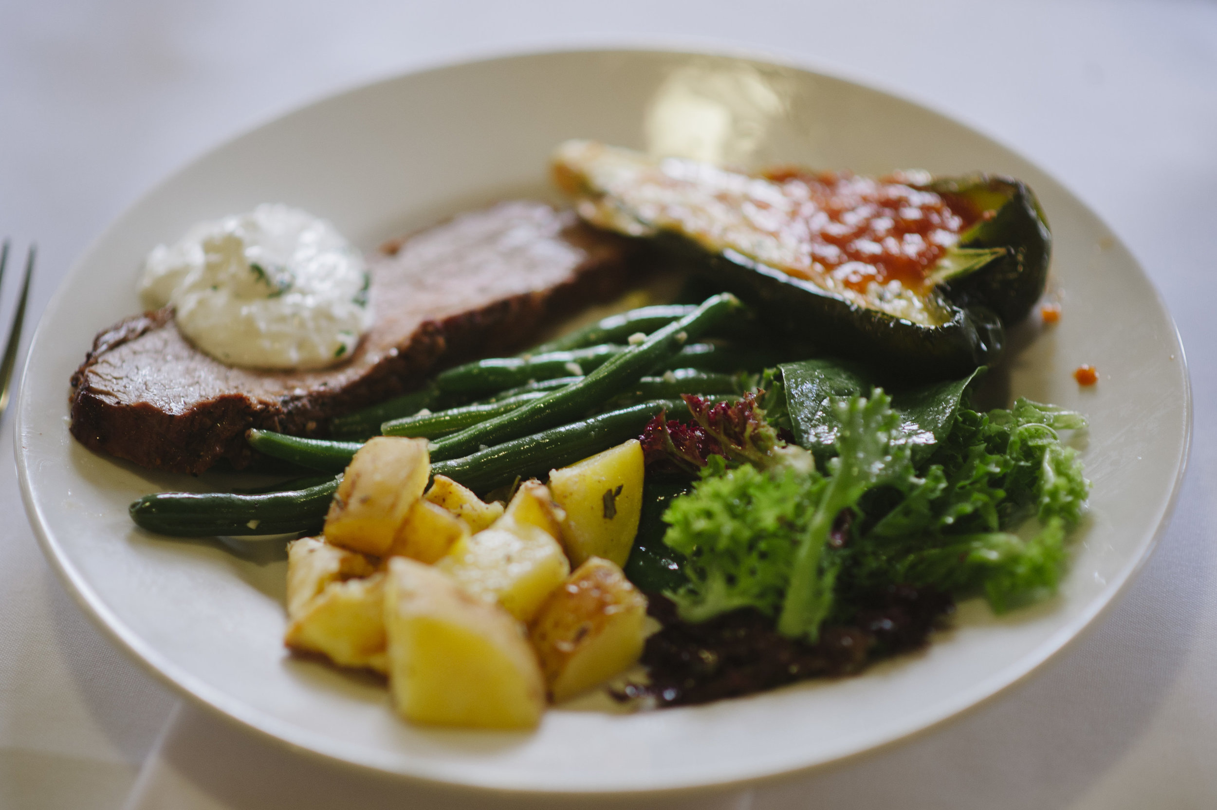 Catering: Fort Worden Photo Credit: Jen Lee Light