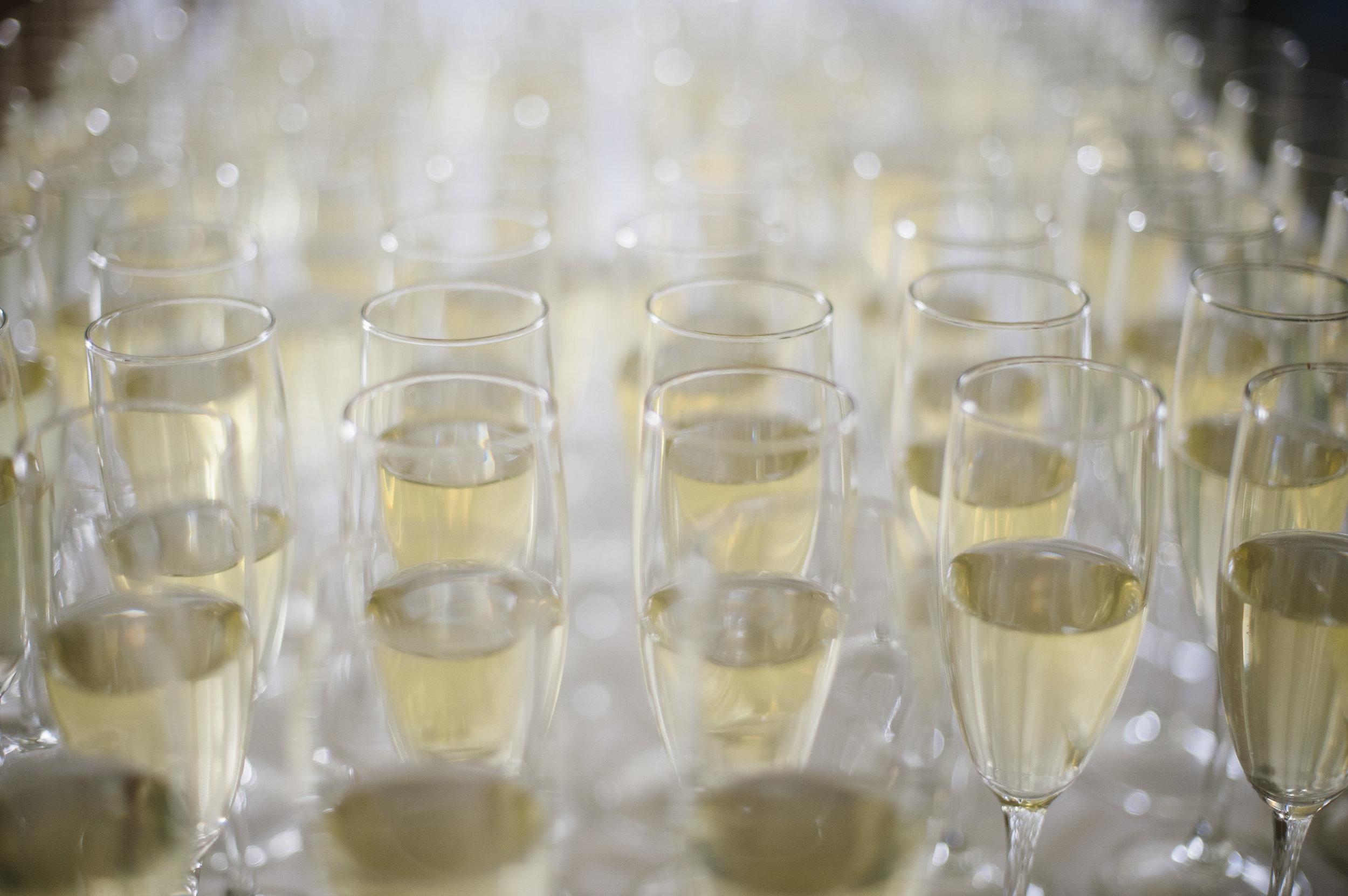 Finnriver Artisan Sparkling Cider for Couple's Toast Photo Credit: Jen Lee Light