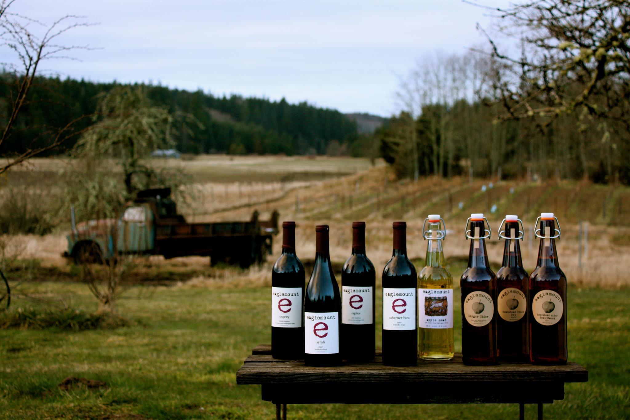 Photo Credit: Eaglemount Winery & Cidery/Piper Corbett