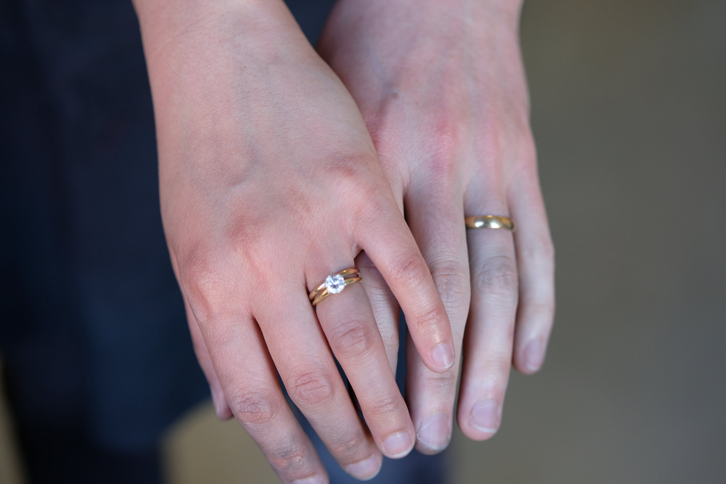 wedding rings, diy wedding, with these rings