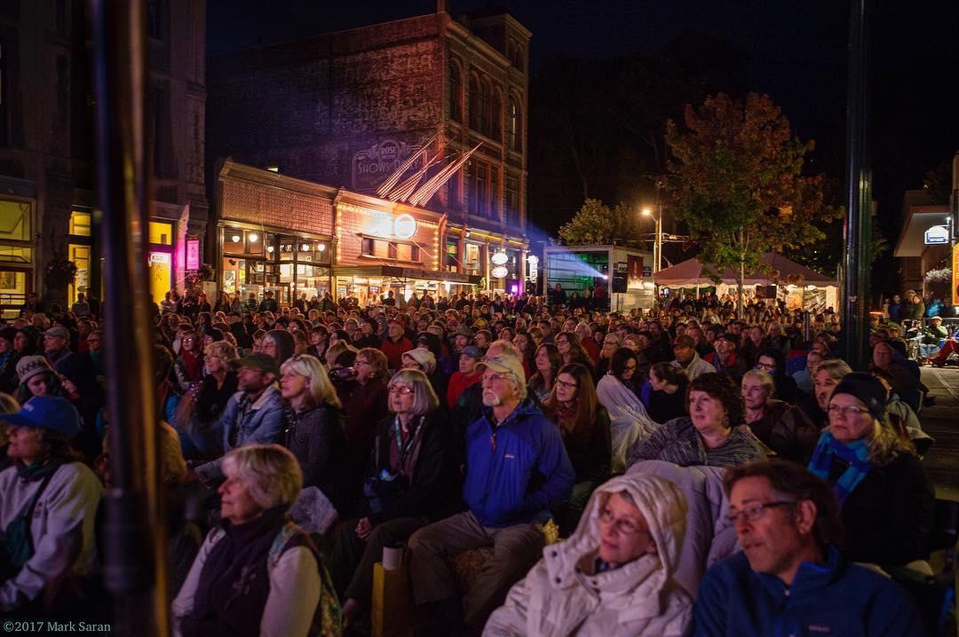 Photo Credit: Mark Saran/Port Townsend Film Festival