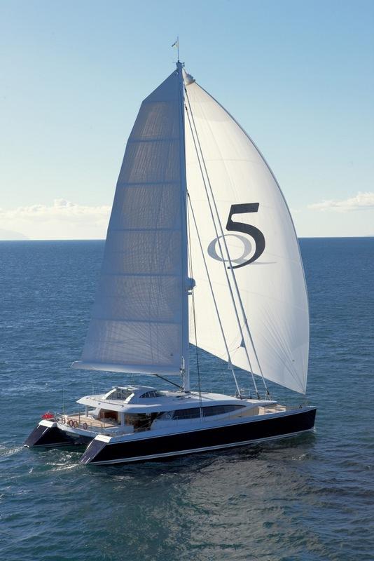 Q5 100' Catamaran