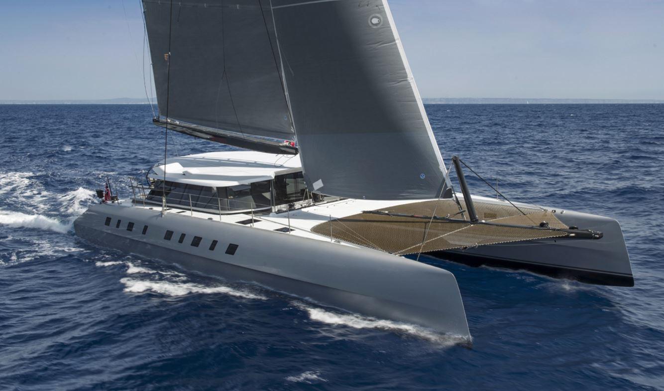 Allegra 78' Catamaran