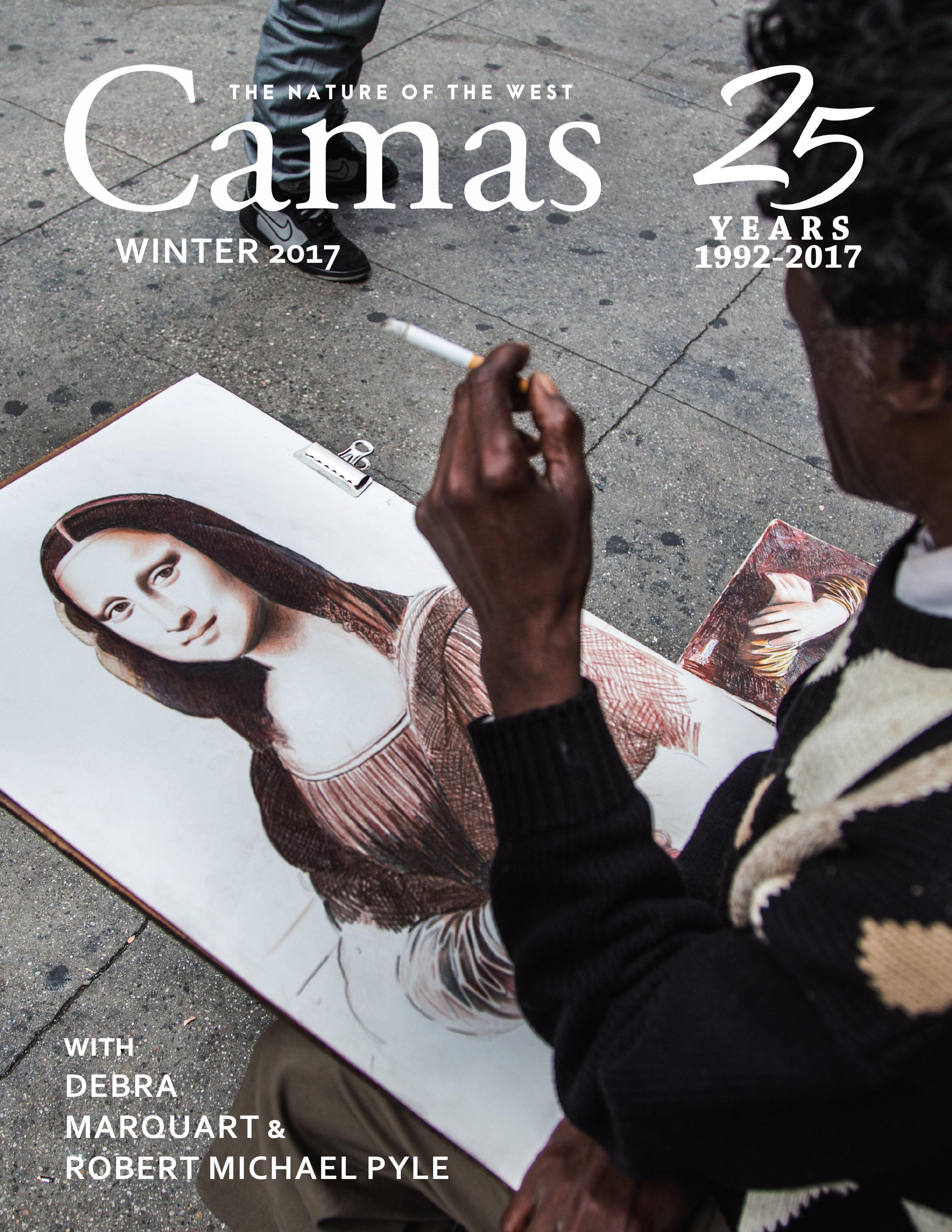 Camas (Winter 2017) Cover Page.jpg