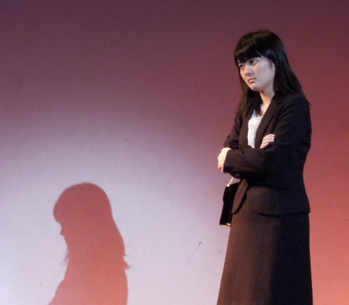 Absent Grace  at the SHOBI College of Music in Japan. Photo by Lenshi Fukuyama.