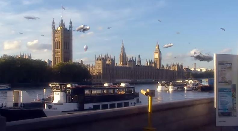 Doctor Who - Alternate London