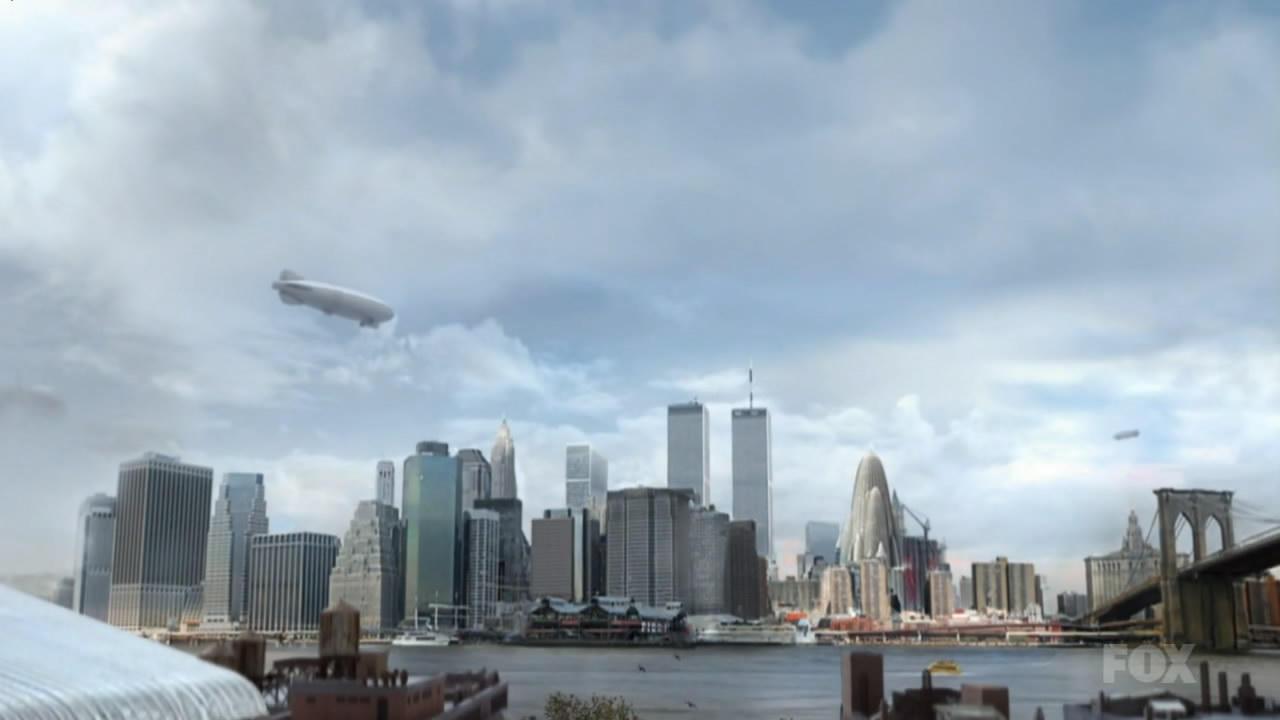Fringe - Alternate New York