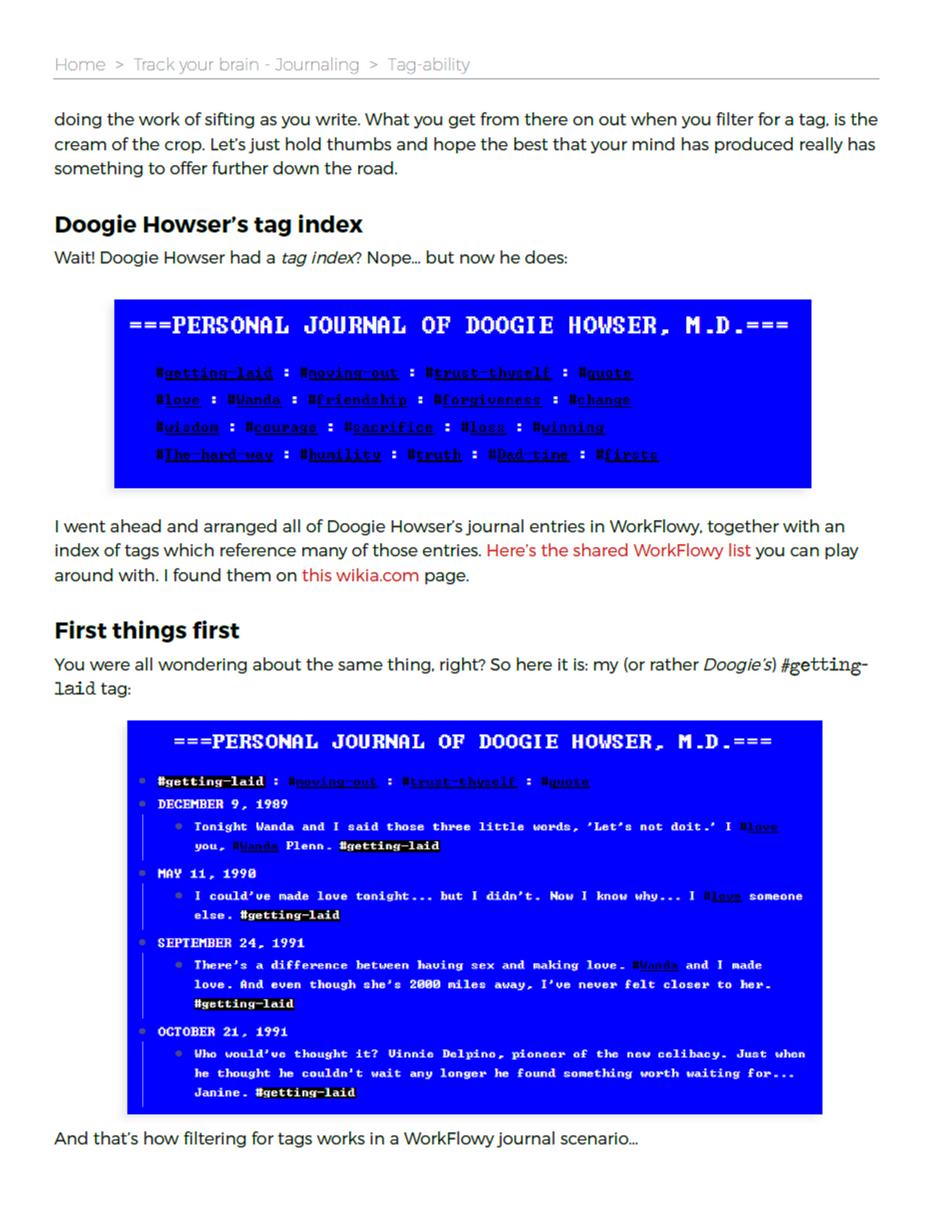 Doogie howser tag index.png