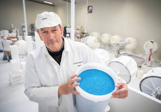 NZ Herald visits the Sprinkles Factory -