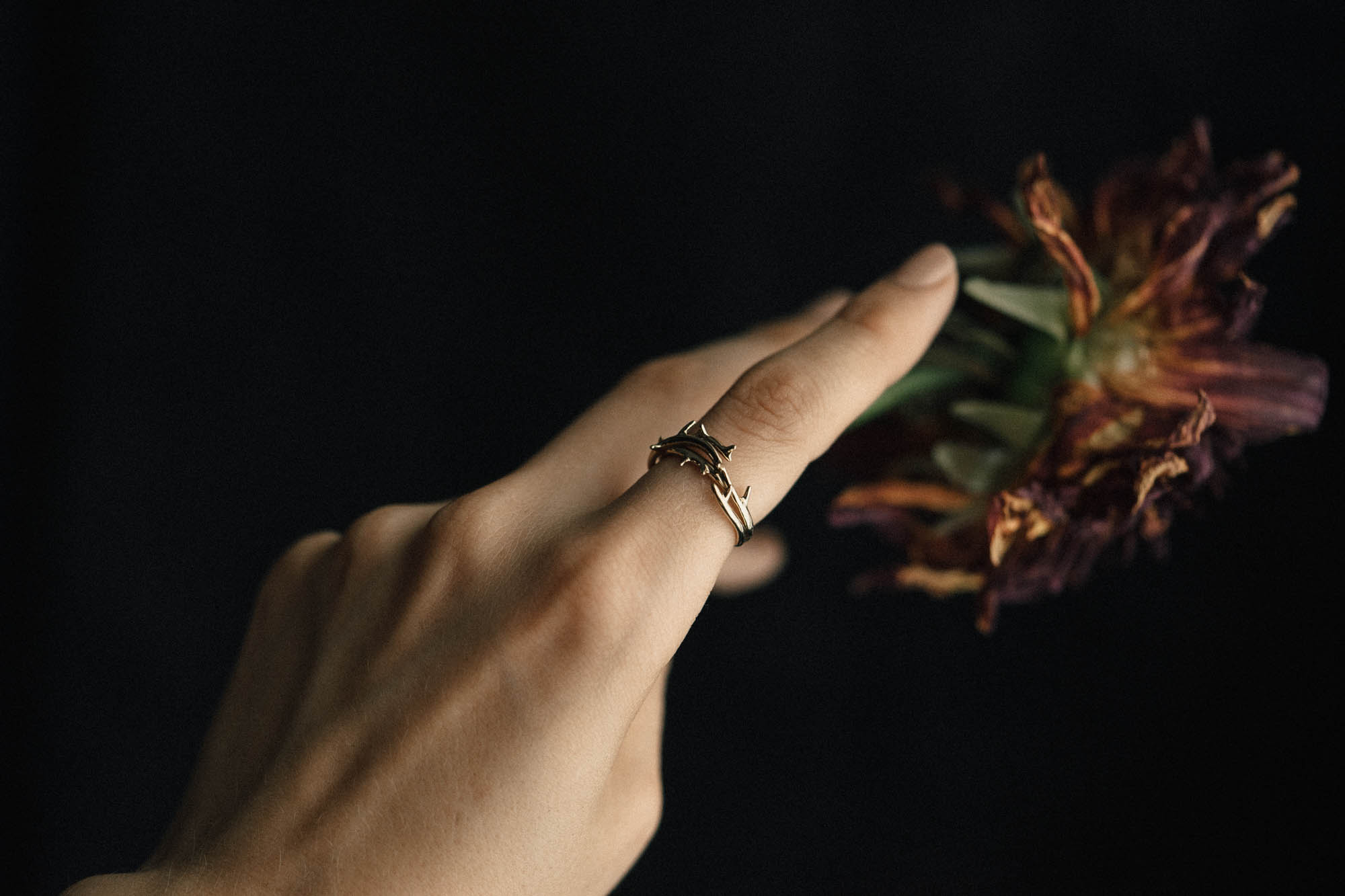 Thorn Ring No. 1