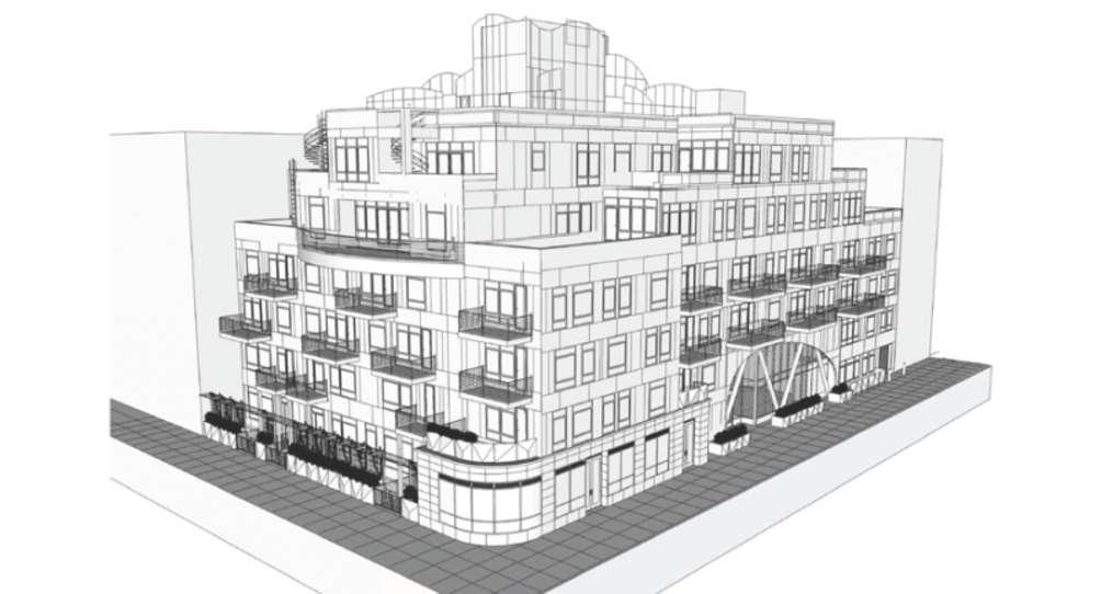 Hope St. Apartment (In Progress)