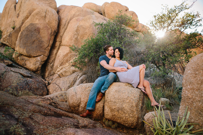 Rachel & Brad, Granite Dells, AZ