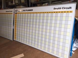 Yealy Planner Set - Sydney Motor Sport Park