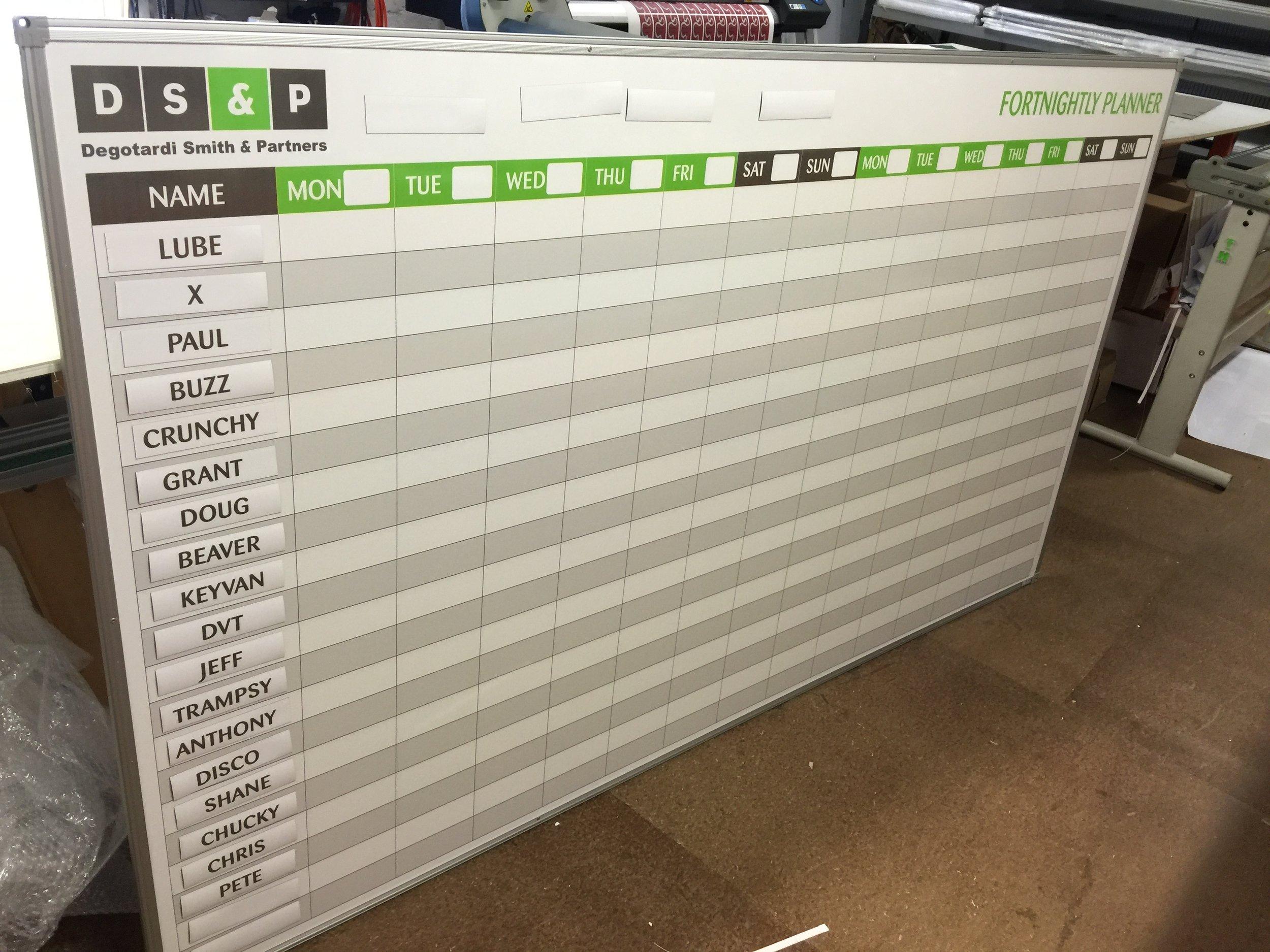 Staff Planning Job Board