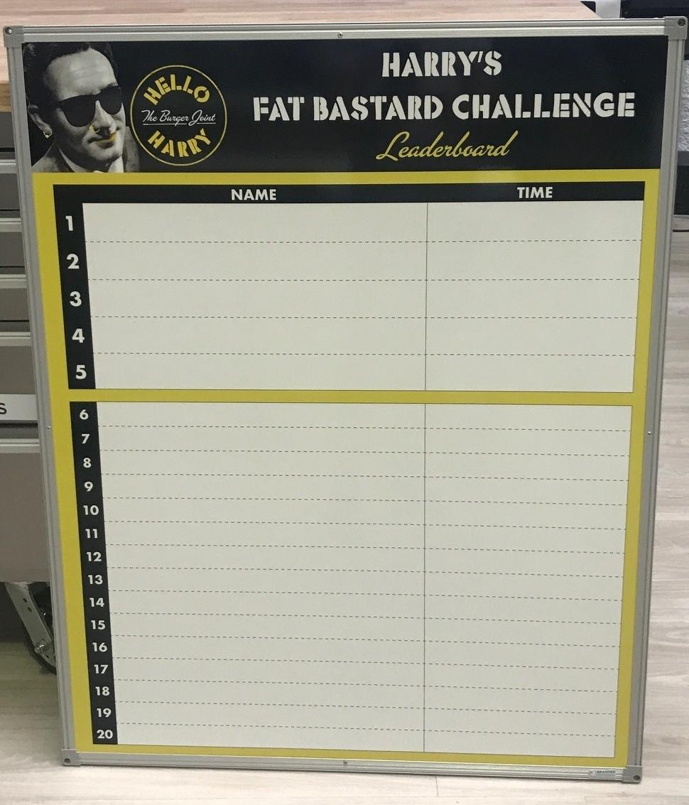 Whiteboard Leaderboard