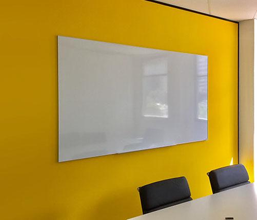 Blank Archi-Edge Slimline Whiteboard