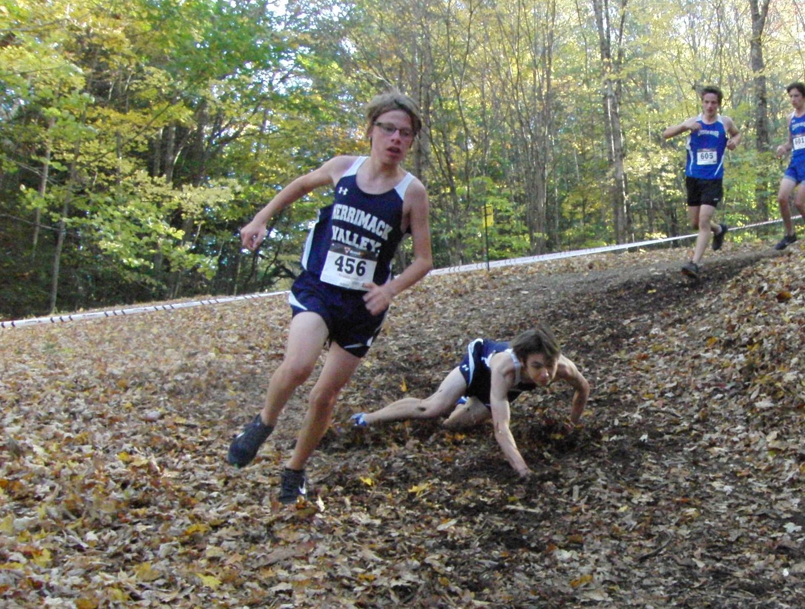 Eli Dives, Connor Leaps