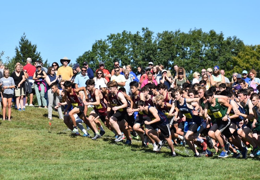 Boys Junior Varsity Takes Off, Led By Ryan