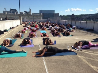 2016 Yoga on the Roof