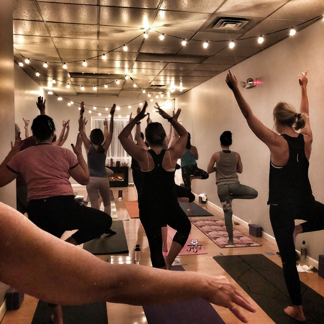 Class Descriptions Jaya Yoga
