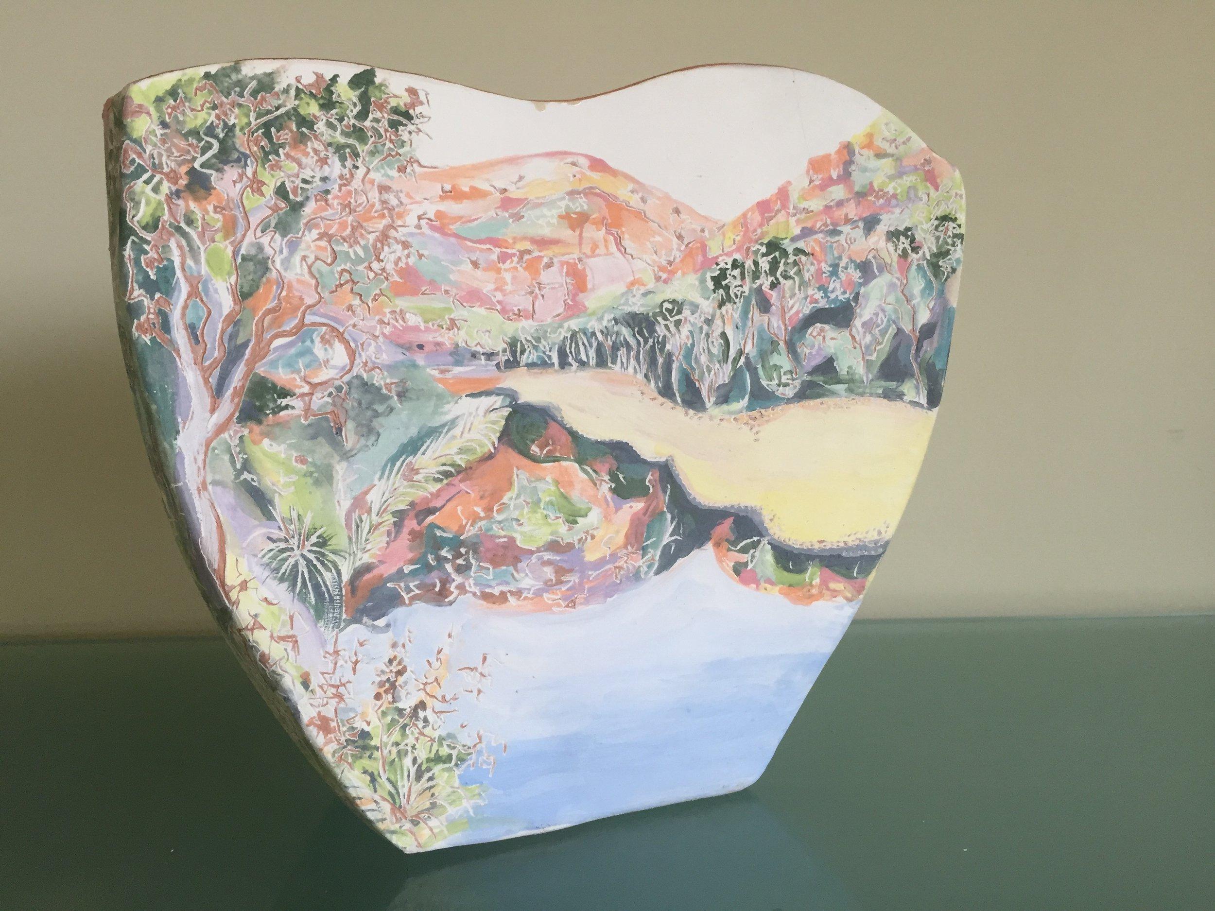 Ormiston Gorge (Front)