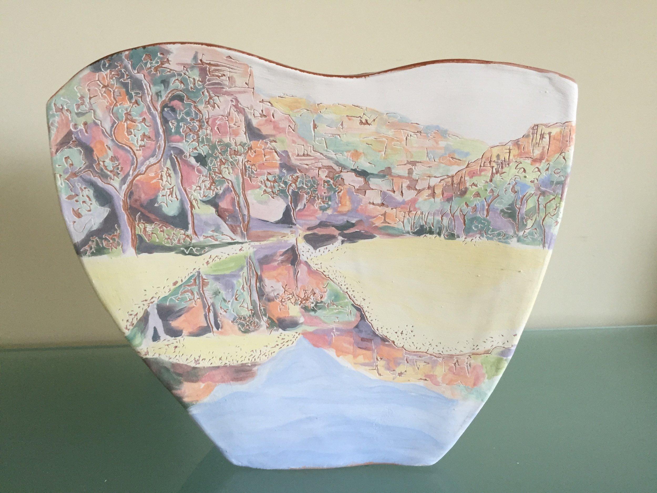 Ormiston Gorge (Back)