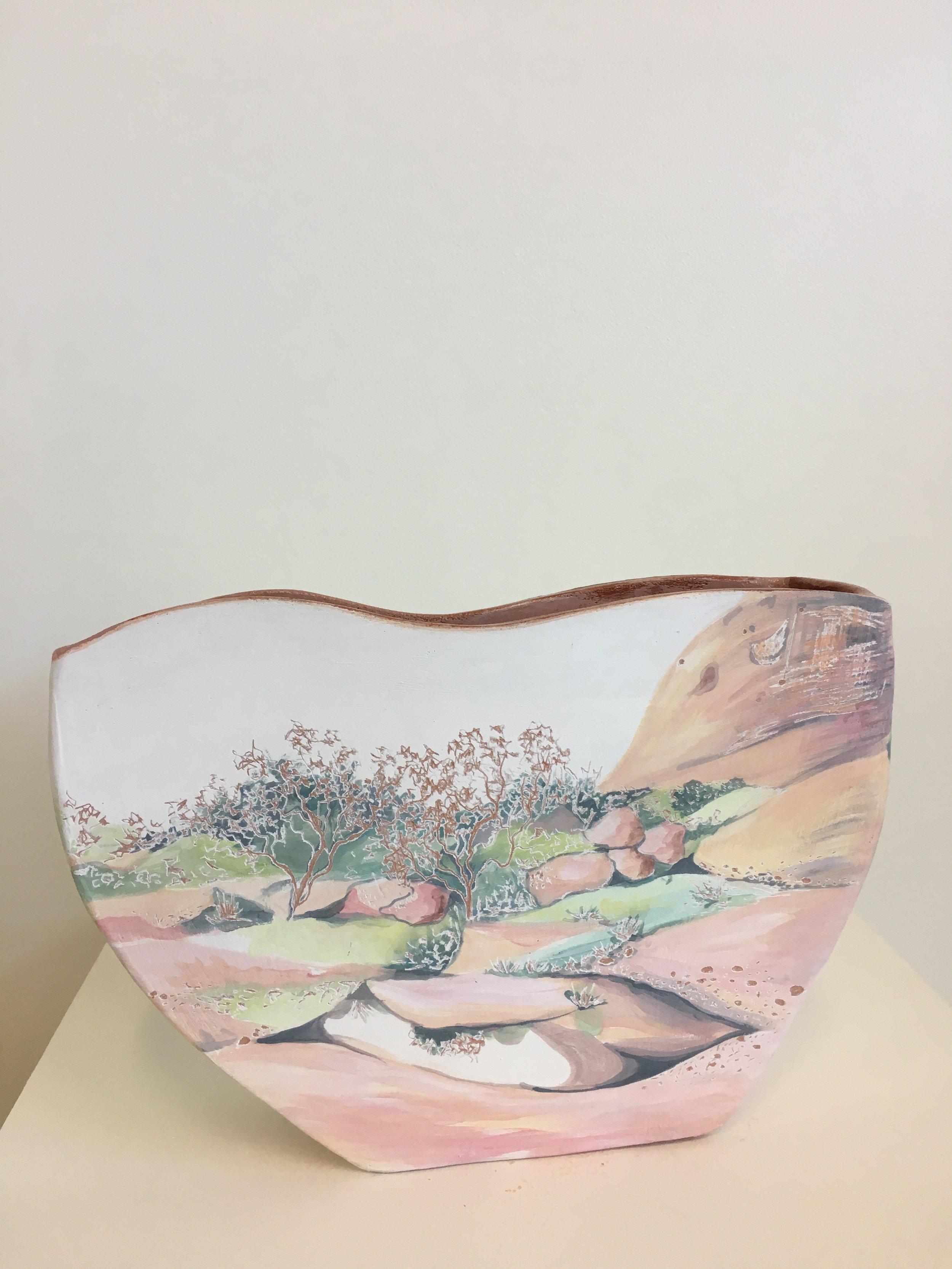 Windy Passage - Kata Tjuta (Front)